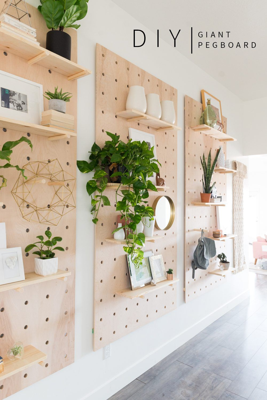 14 unique diy shelving ideas how to make and build shelves rh housebeautiful com easy hang wall shelves easy wall shelves diy