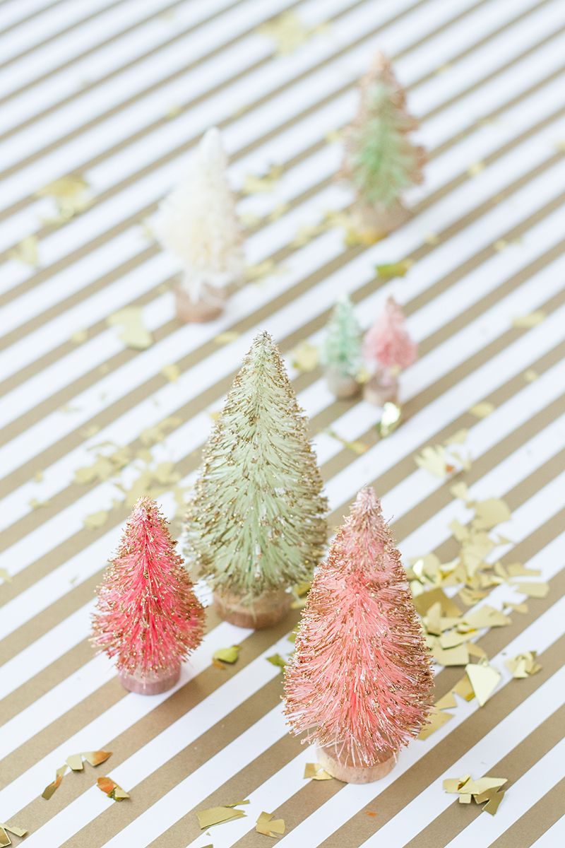 20 easy diy christmas decorations homemade ideas for holiday rh housebeautiful com christmas ornaments craft ideas christmas decorations making ideas