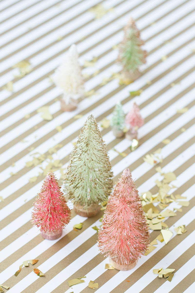 Courtesy of Studio DIY & 20+ Easy DIY Christmas Decorations - Homemade Ideas for Holiday ...