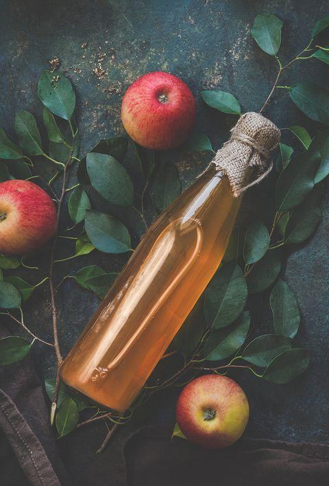 diy hair treatments apple cider vinegar rosemary oil