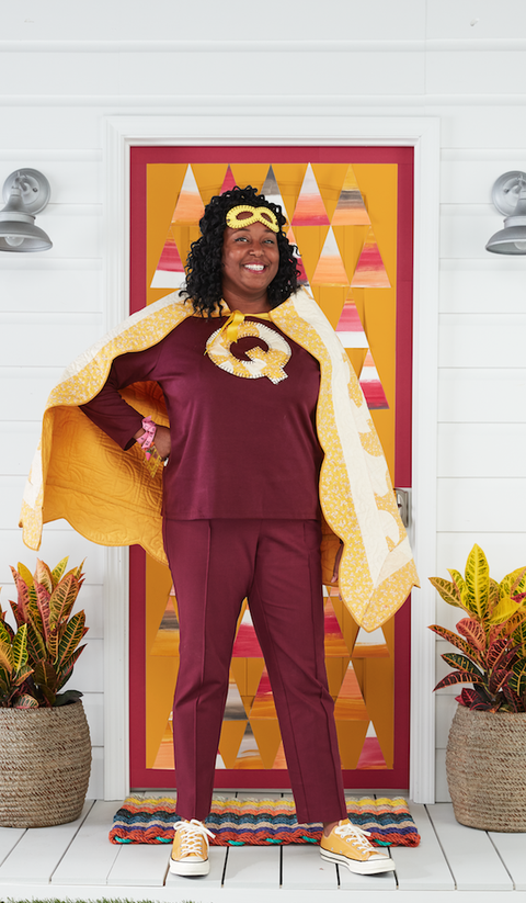 superknitter diy halloween costume women