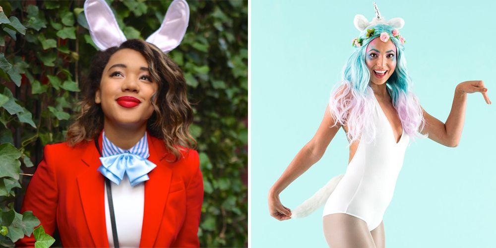 35 Easy Diy Halloween Costumes 2018 Cute Homemade Costume Ideas