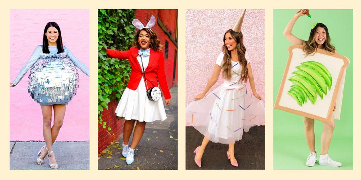 57 Easy Diy Halloween Costumes 2019 - Cute Homemade Costume Ideas-5464