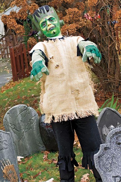 diy halloween costumes for kids frankenstein