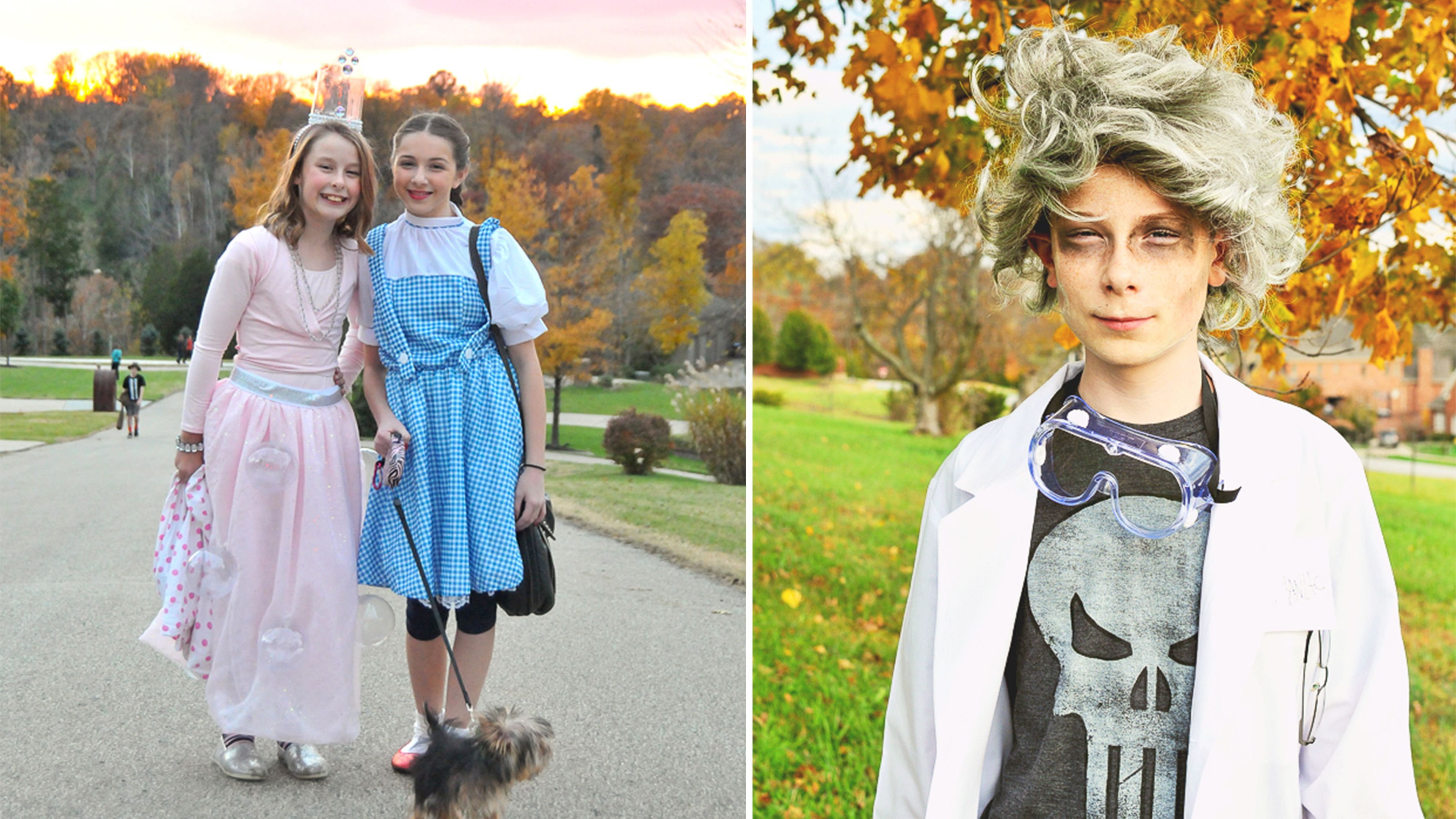 diy halloween costumes for tweens  sc 1 st  Country Living Magazine & 12 Tween Halloween Costumes - DIY Costumes for Tween u0026 Teen Girls u0026 Boys