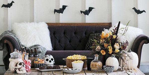 Living Room Halloween Decorations Indoor.30 Diy Halloween Decorations Cool Homemade Halloween Decor