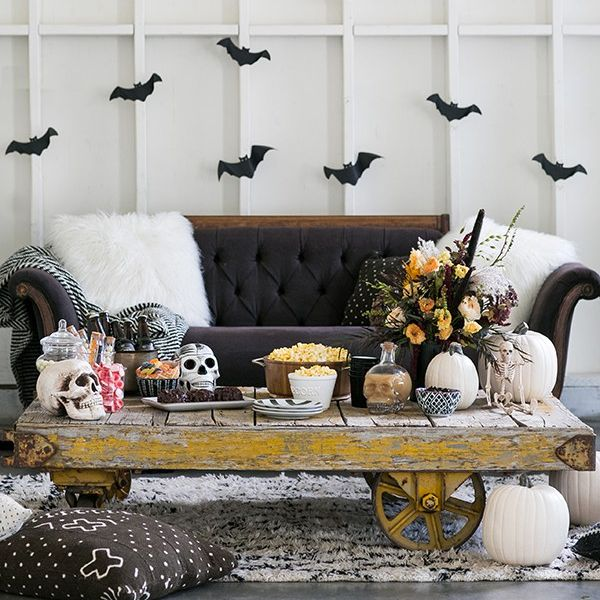 30 Diy Halloween Decorations Cool Homemade Halloween Decor