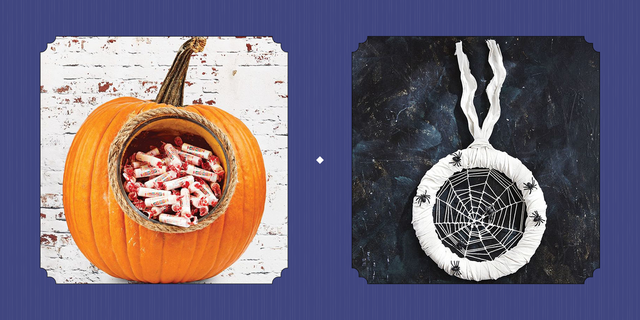 62 Easy DIY Halloween Decorations - Homemade Do It Yourself Halloween Decor Ideas
