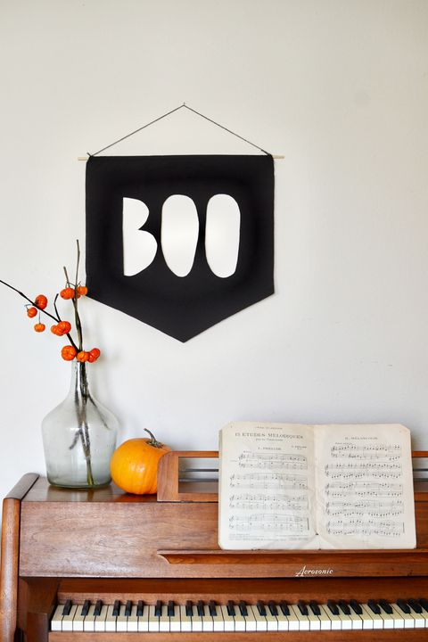 45 easy diy halloween decorations homemade do it yourself