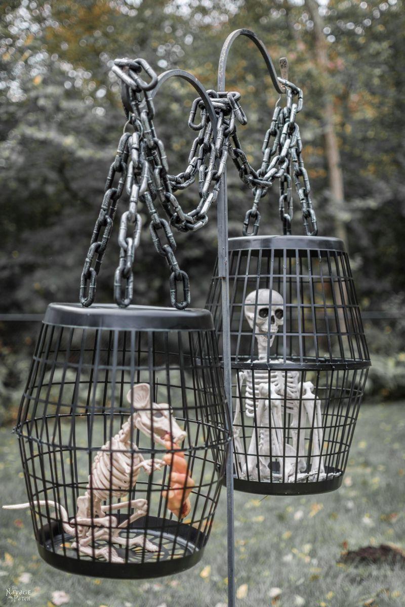 53 Easy DIY Halloween Decorations - Homemade Do It Yourself