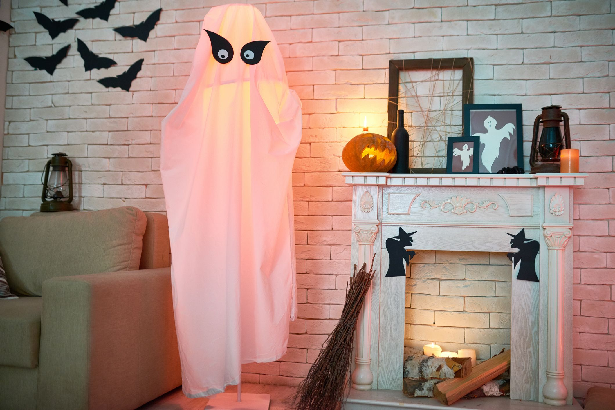 22 Best DIY Halloween Props Easy Halloween Prop Ideas