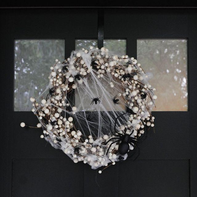diy halloween wreaths