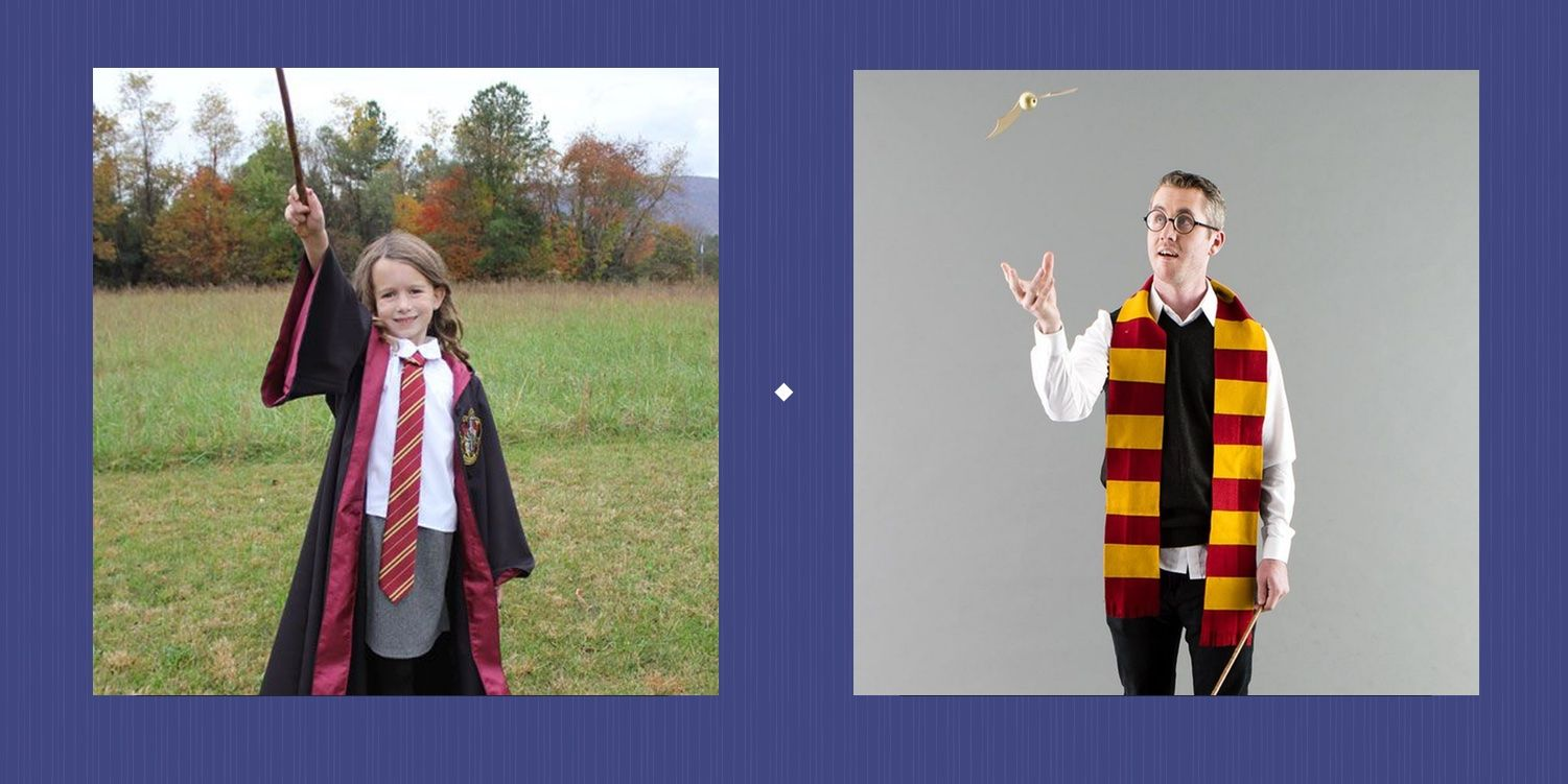 22 DIY Harry Potter Costumes , How to Make a Harry Potter