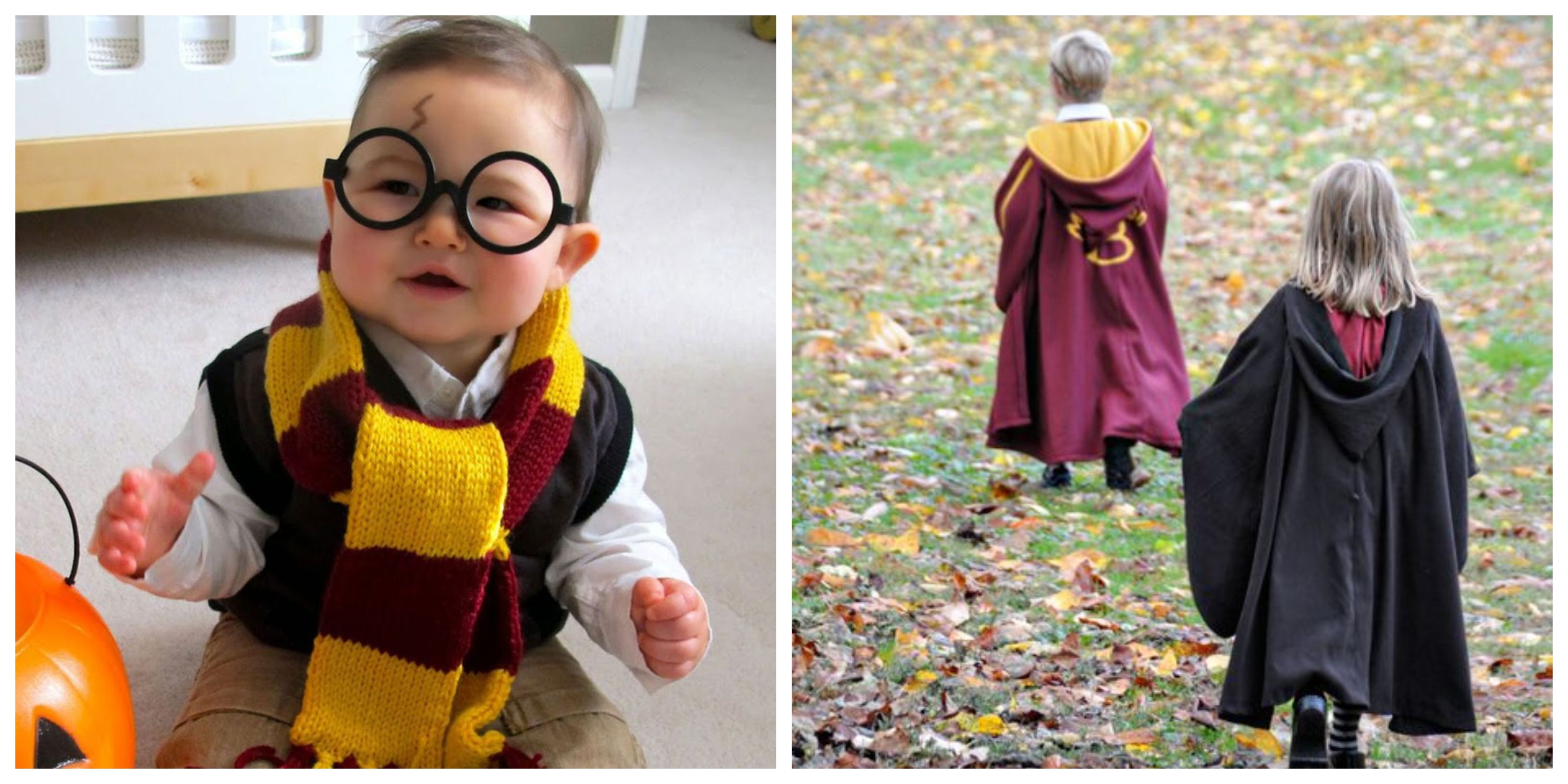 15 DIY Harry Potter Costumes   How To Make A Harry Potter Halloween Costume
