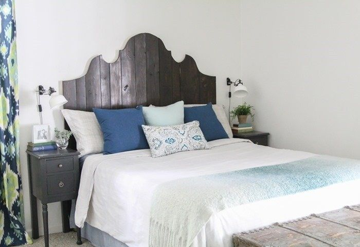15 Diy Headboard Ideas How To Make A Headboard