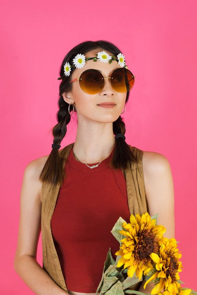 diy hippie halloween costumes