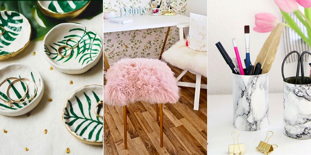 40 Easy Bedroom DIYs That Look Really Expensive Amazing Bedroom Diys