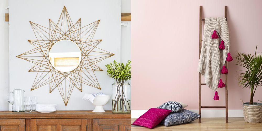 25 DIY Home Decor Ideas Thatu0027ll Refresh Your Space