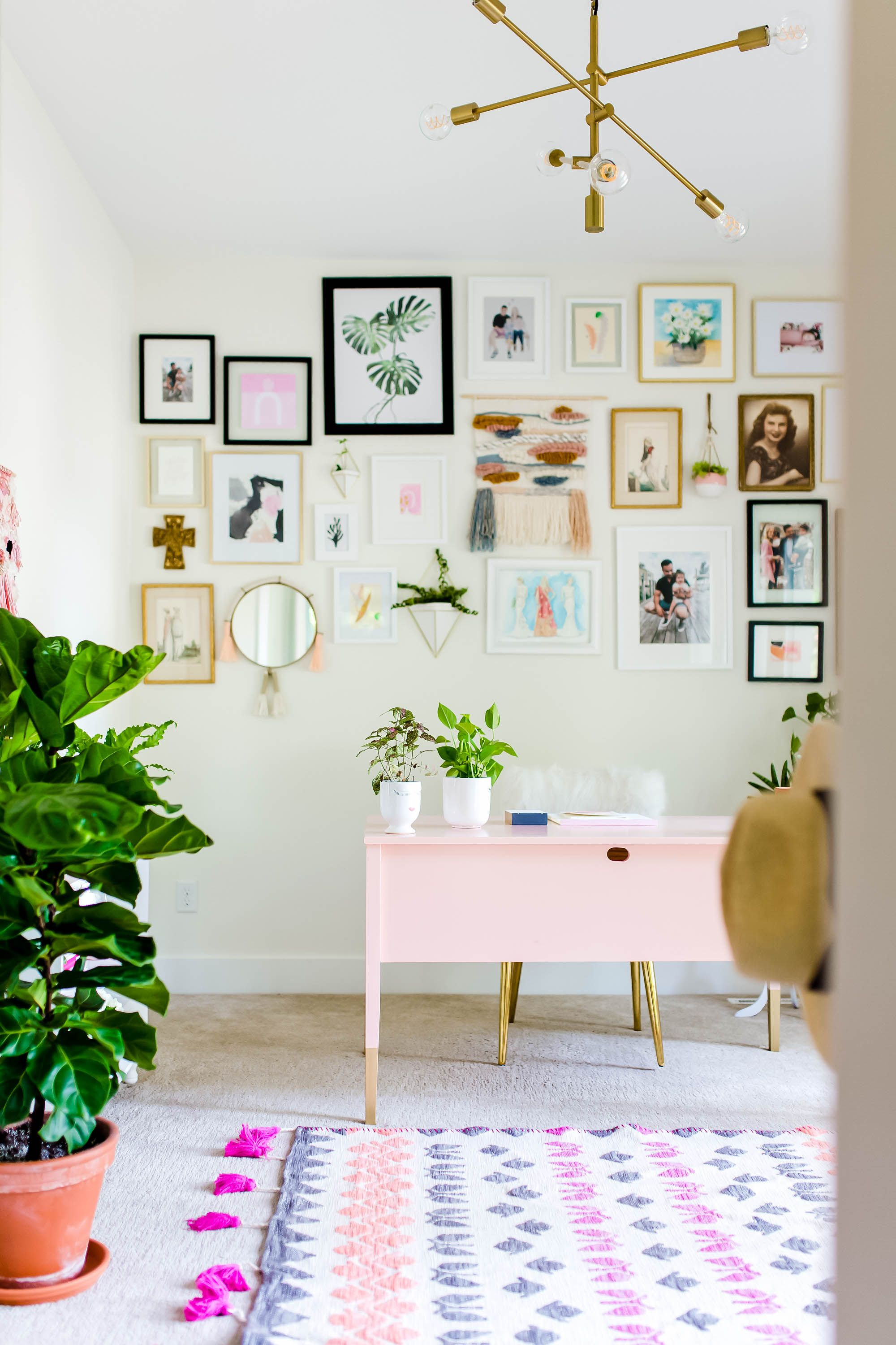 21 Diy Home Office Decor Ideas Best