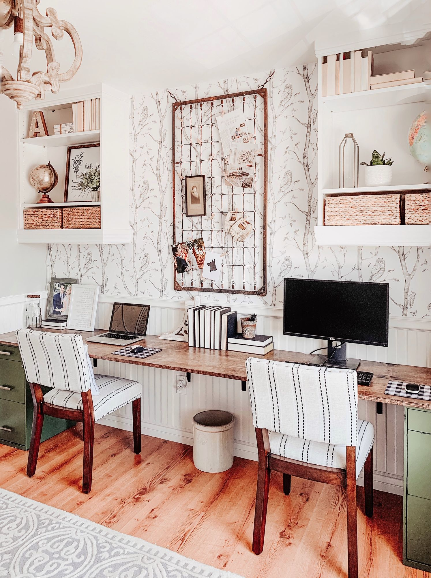 29 DIY Home Office Decor Ideas - Best Home Office Decor Projects