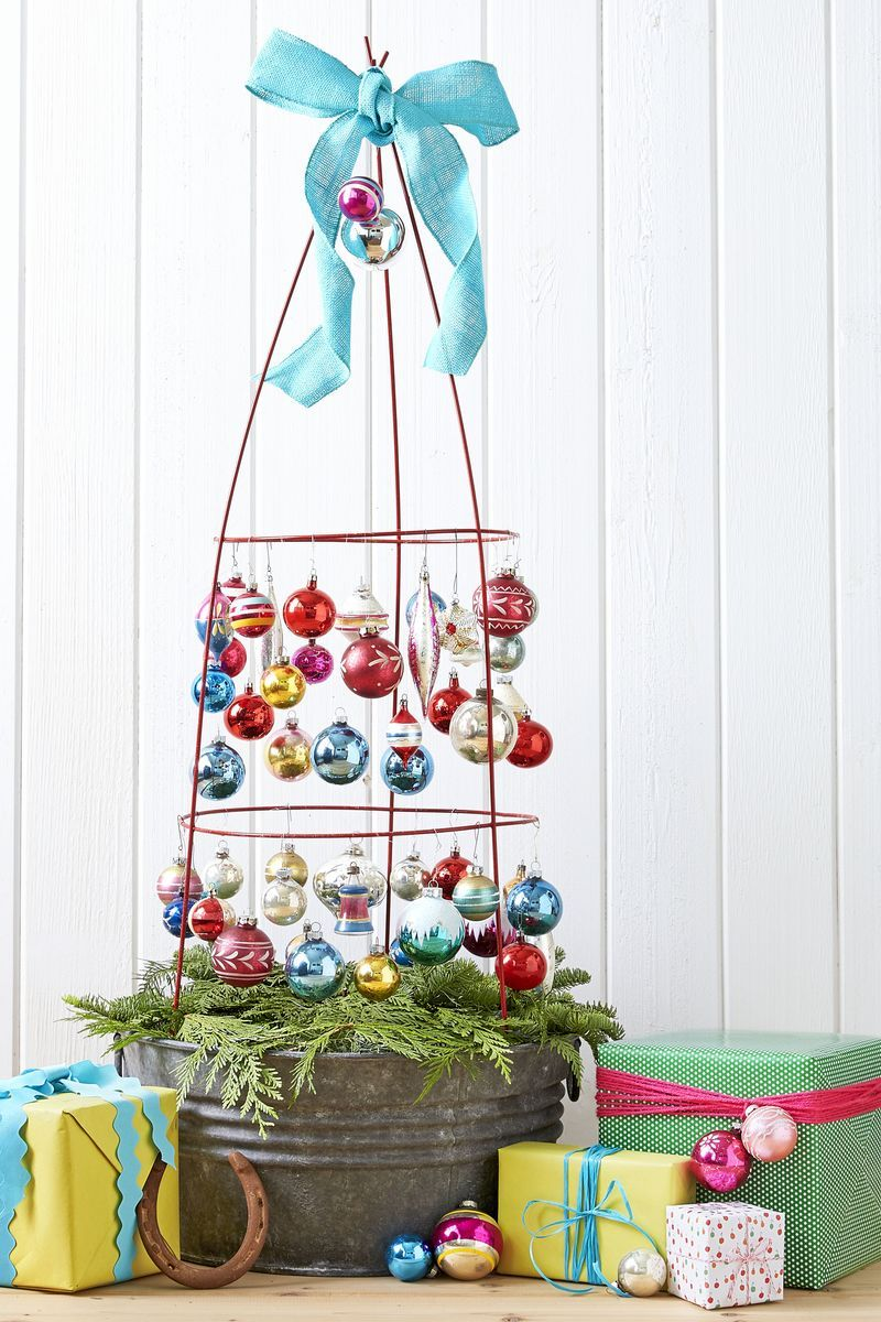 Diy Homemade Christmas Decorations Tree
