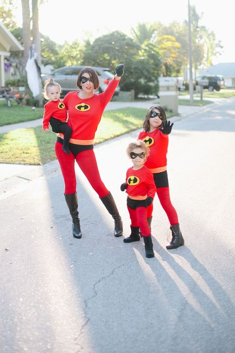 40 Best Superhero Costumes Diy Superhero Halloween Costume Ideas Oh and i found an old lady to punch. diy superhero halloween costume ideas