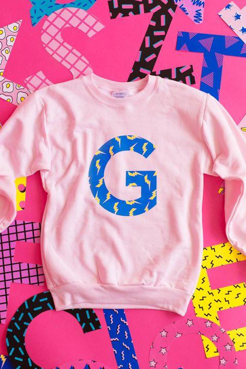 sweatshirt diy gift for mom
