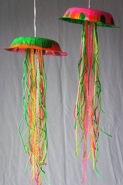 DIY Kids Activities - Jellyfish