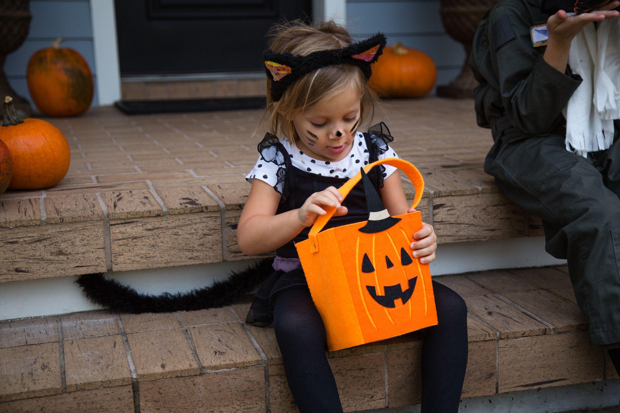 DIY Cat Costumes for Kids , How to Make DIY Halloween Cat