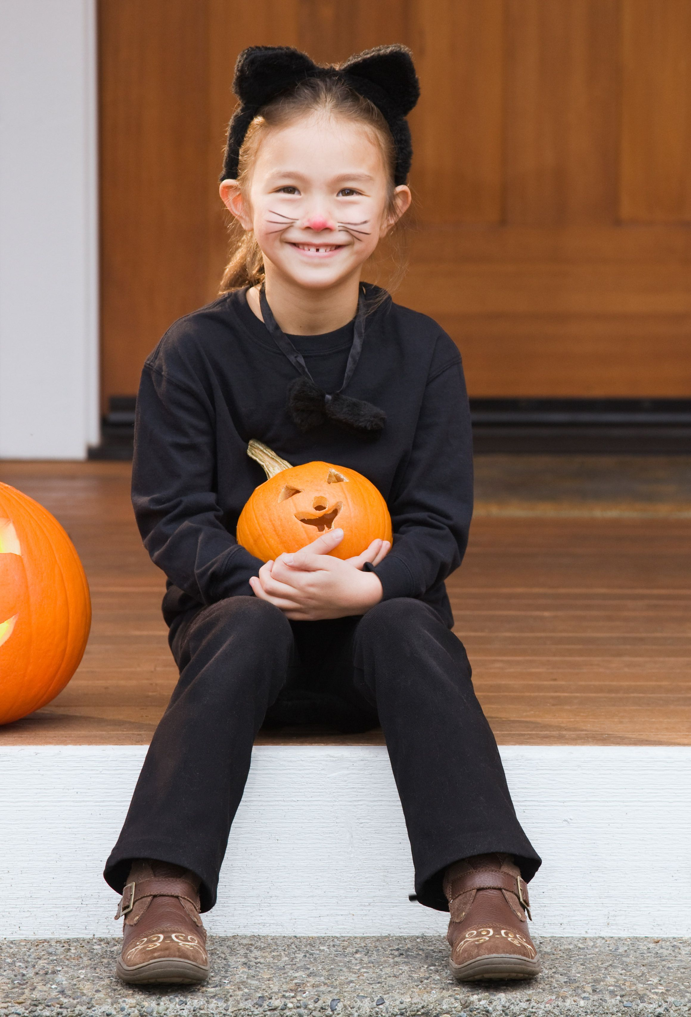 Cat Costumes For Kids How To Make Diy Halloween Cat Costumes For