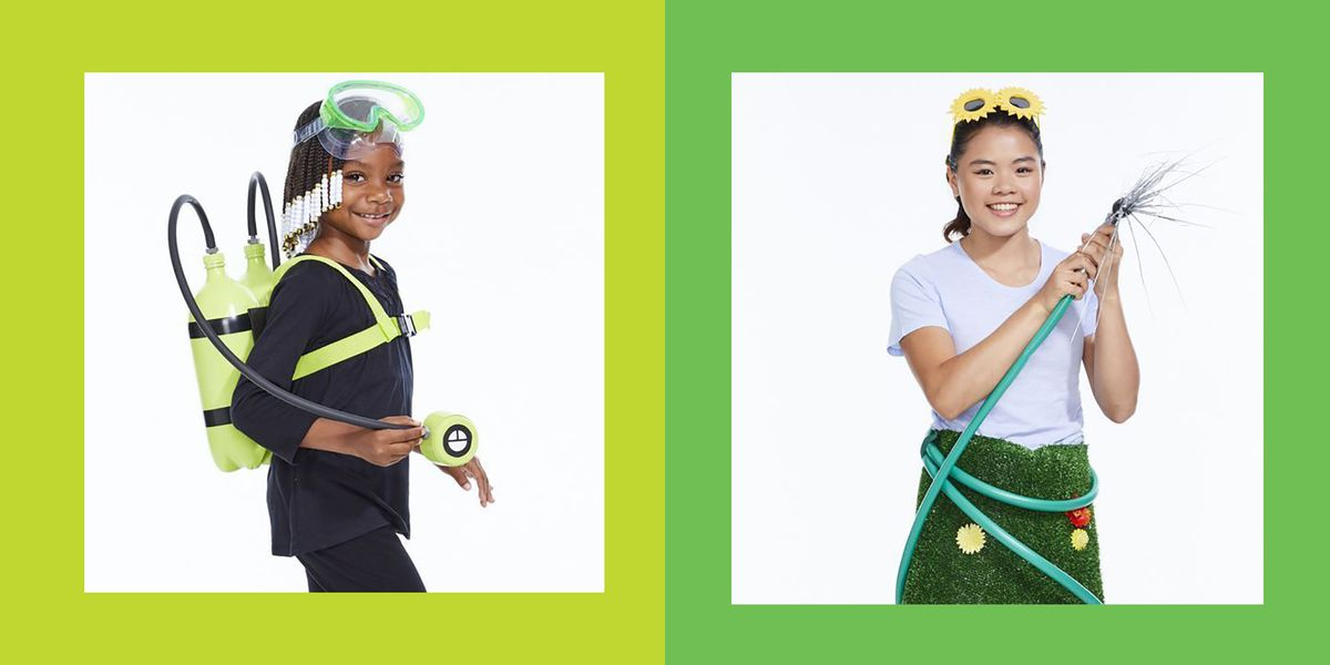 30 Easy DIY Halloween Costumes for Kids That Beat Store-Bought Every Time
