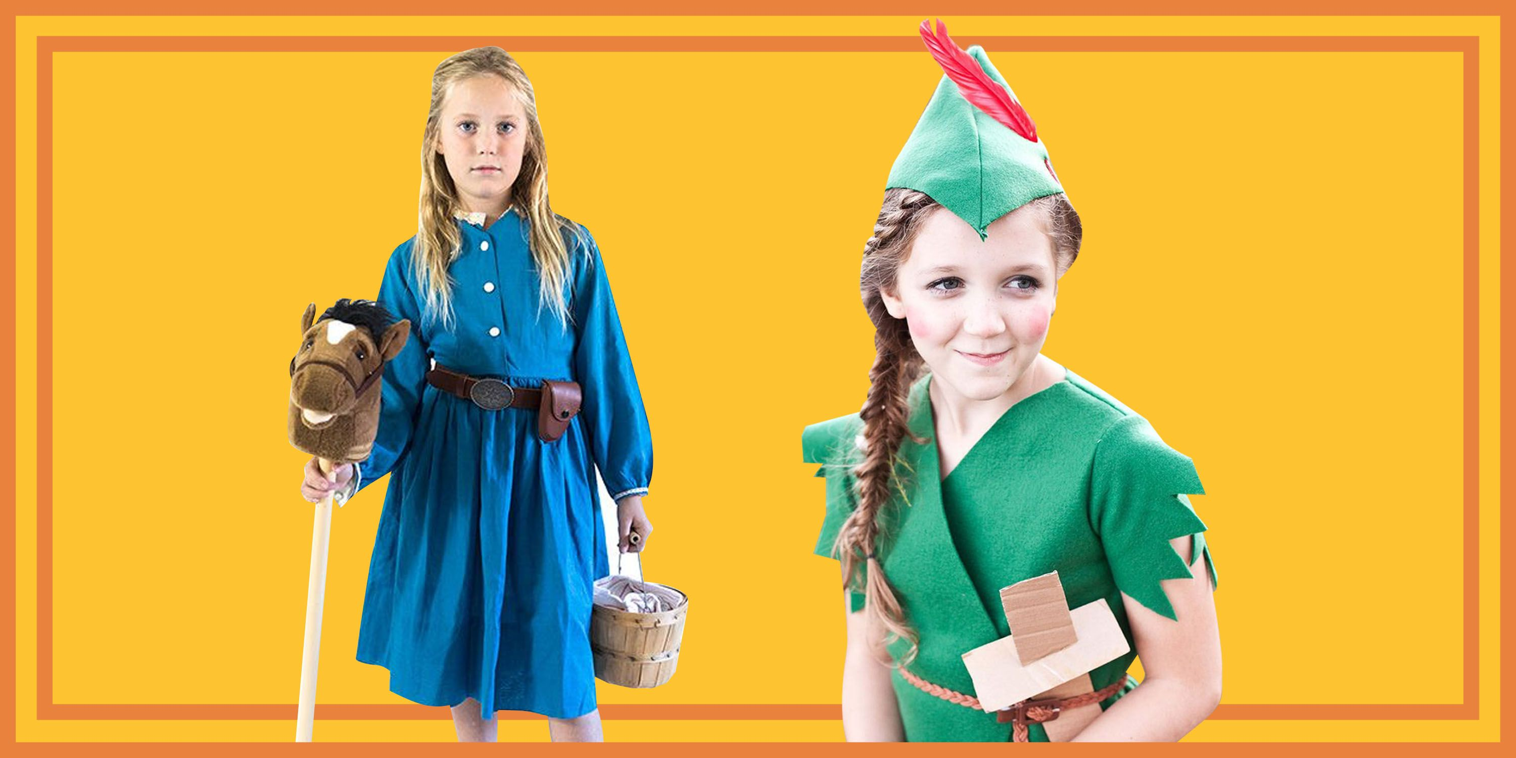 75+ Homemade Halloween Costumes for Kids - Easy DIY Kids Halloween Costume Ideas 2018