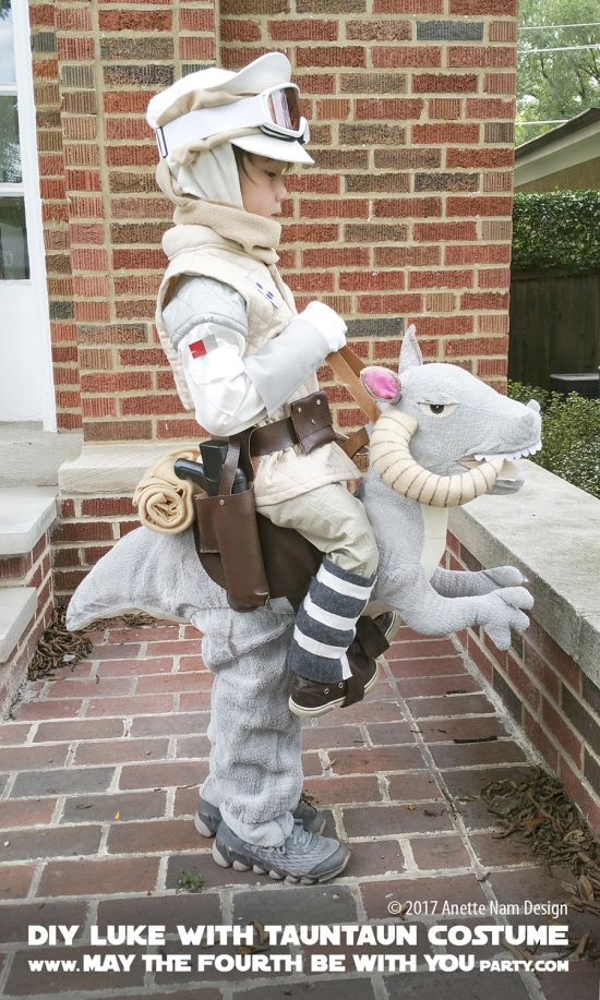 df78f2883 20+ DIY Star Wars Costumes - How to Make Star Wars Halloween Costumes for  Kids and Adults