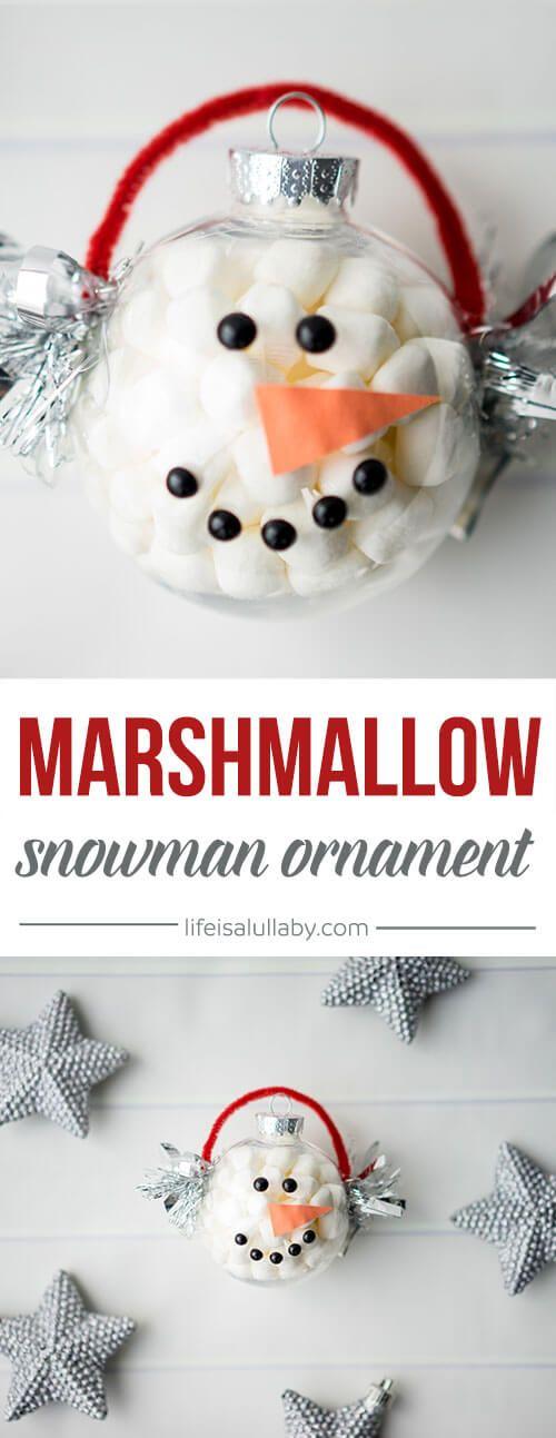 Home Décor Snowman ornaments