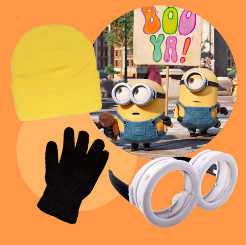 Diy Minion Halloween Costume Ideas Despicable Me Costume For Kids And Adults