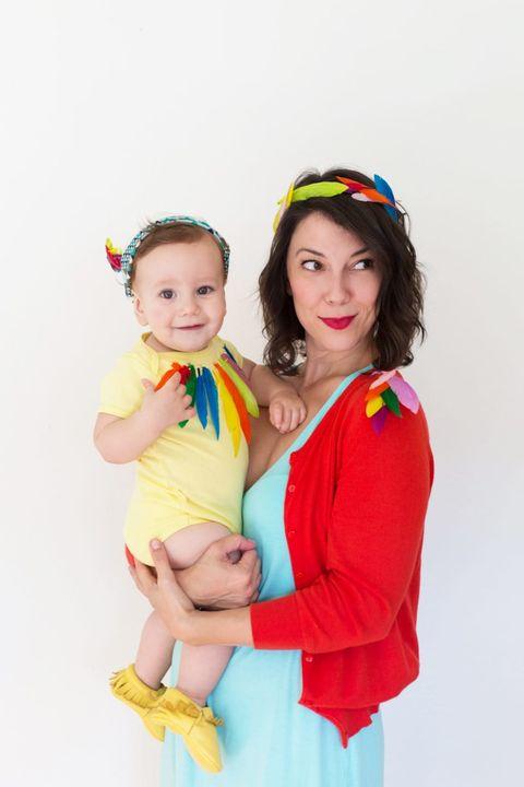 best mother daughter costumes