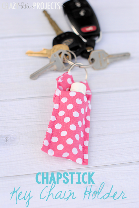 diy mothers day gifts chapstick holder