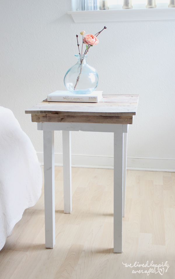 easy night stand ideas