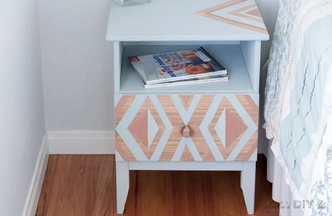 15 Easy Nightstand Ideas Diy Night Stand Plans And Inspiration