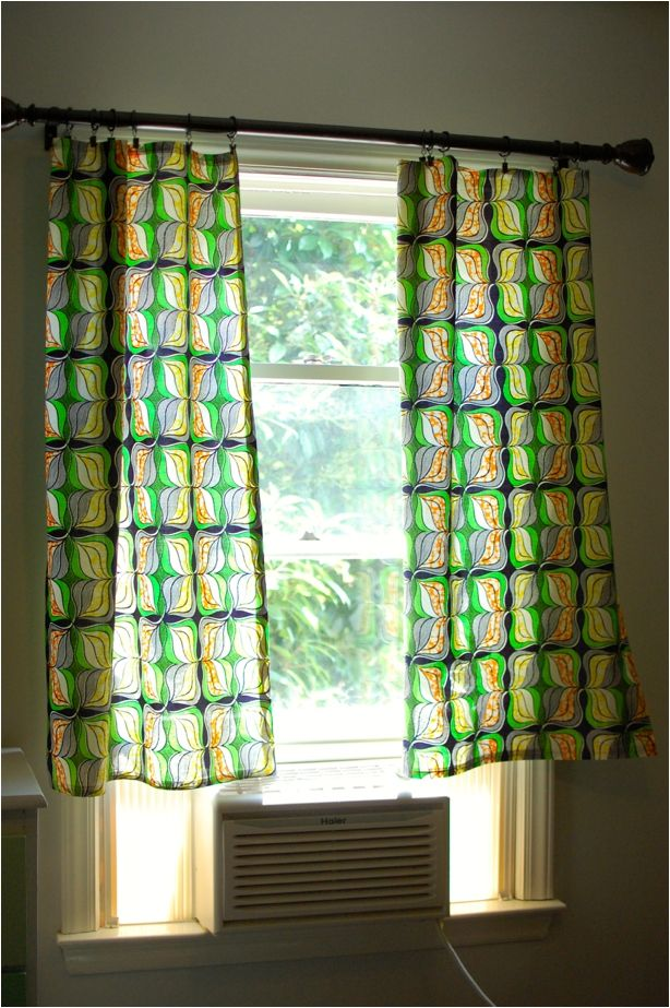 21 Creative Diy Curtains That Are Easy To Make How To Make No Sew Curtains