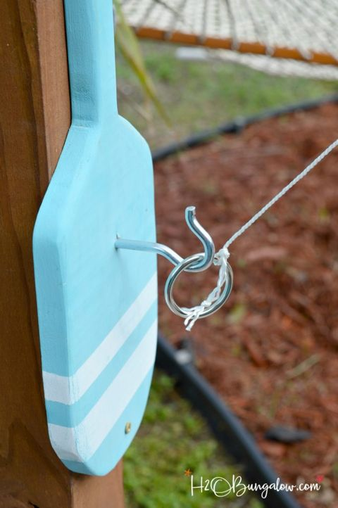 diy outdoor games hook