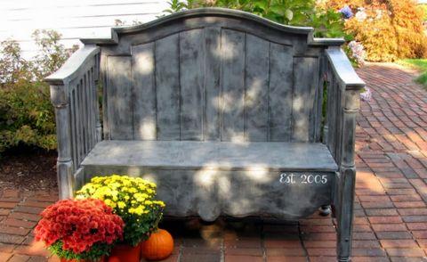22 Diy Garden Bench Ideas Free Plans For Outdoor Benches