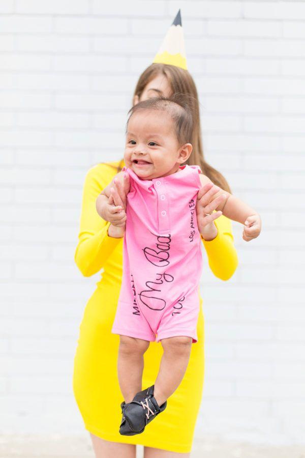 Marvelous Cute DIY Baby Halloween Costume Ideas   Best Homemade Infant ...