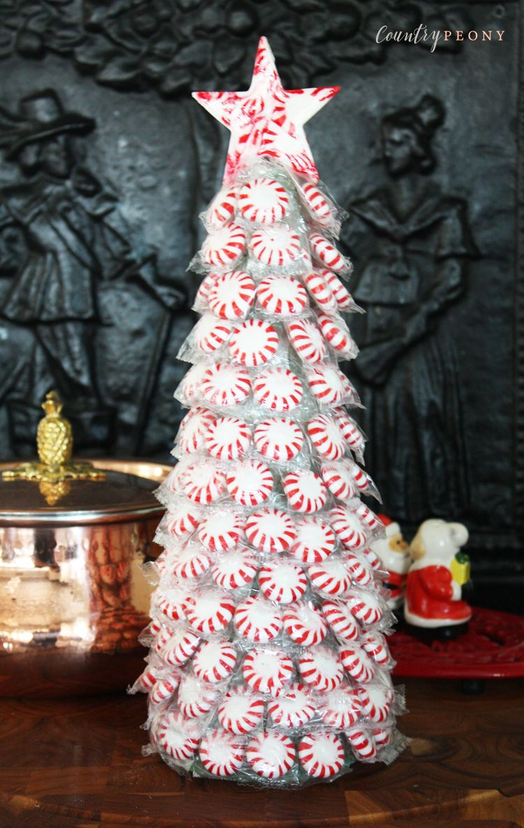 18 Magical Candy Cane Tree Ideas Decorate With Candy Canes