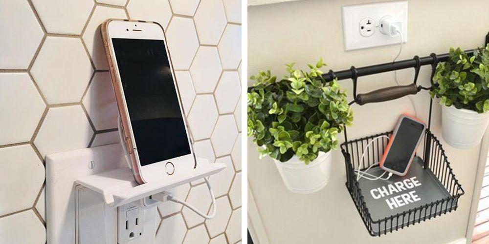 20 Best Phone Charging Stations in 2018 - Cute DIY Phone Organizers