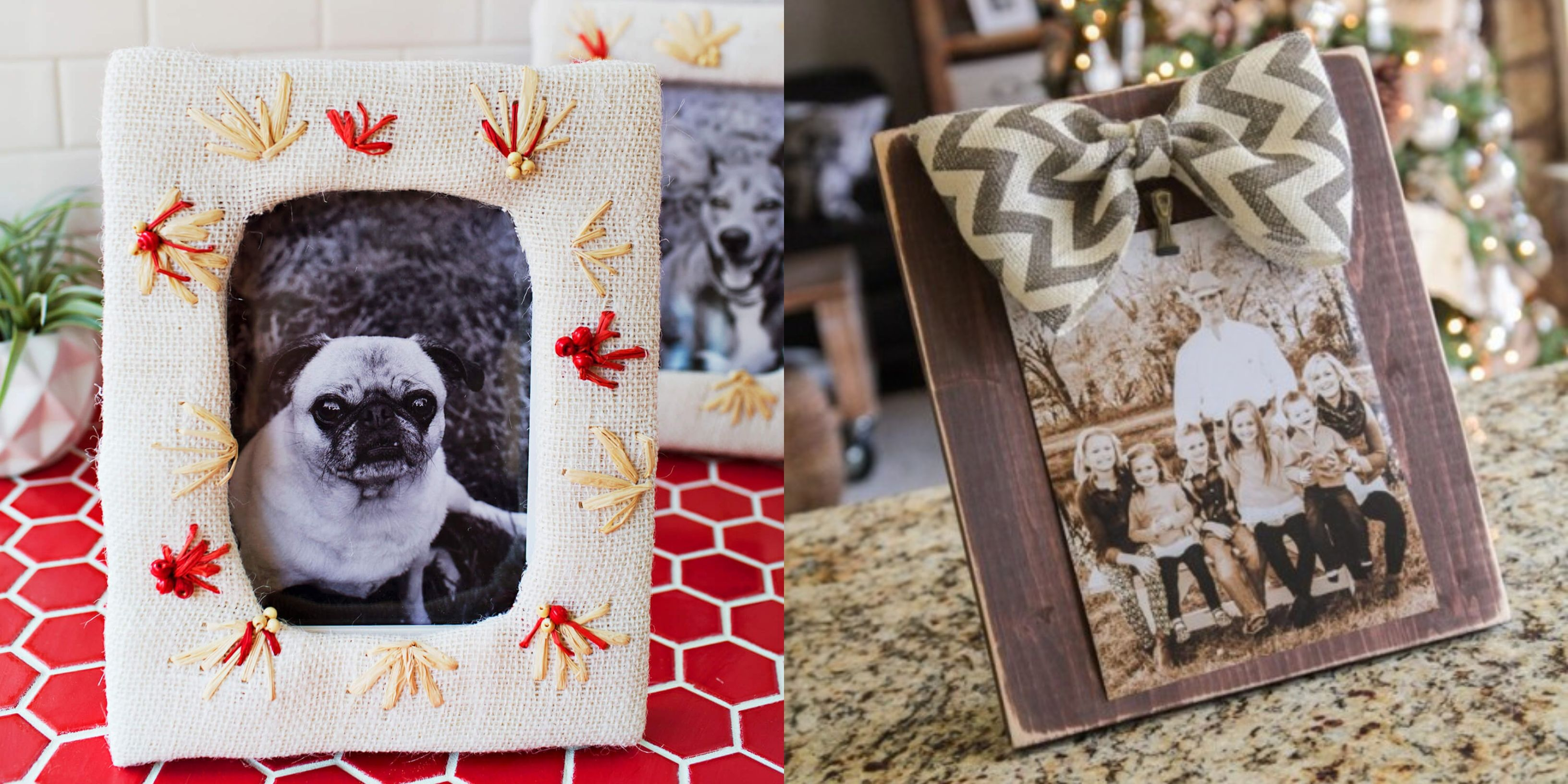 16 DIY Picture Frames Perfect for Every Room in Your House