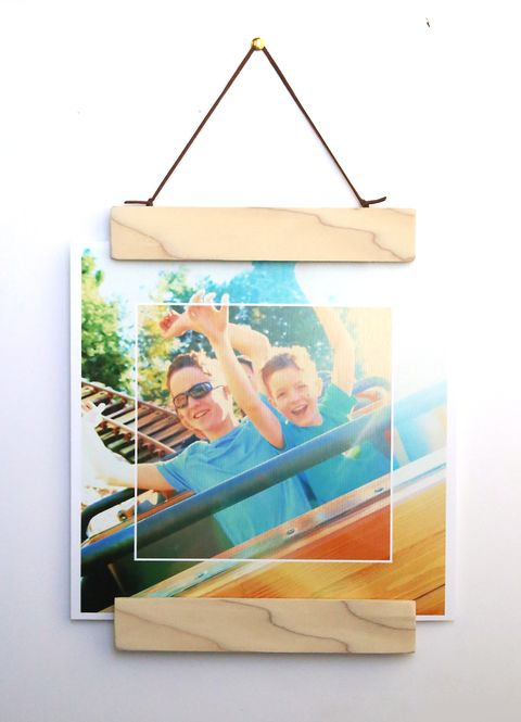 16 Diy Picture Frame Ideas How To Make A Wooden Picture Frame