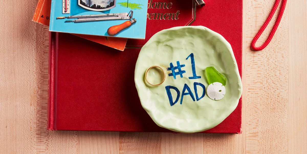 31 Easy-as-Pie Father's Day Crafts the Kids Can Make for Dad