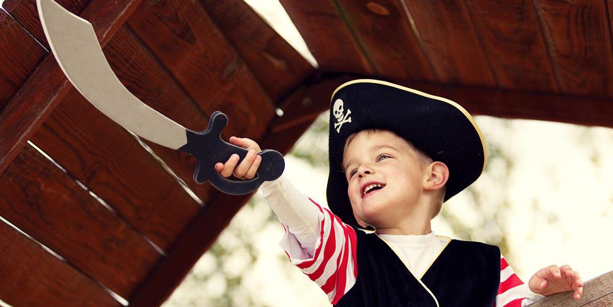17 Diy Pirate Costume Ideas Best