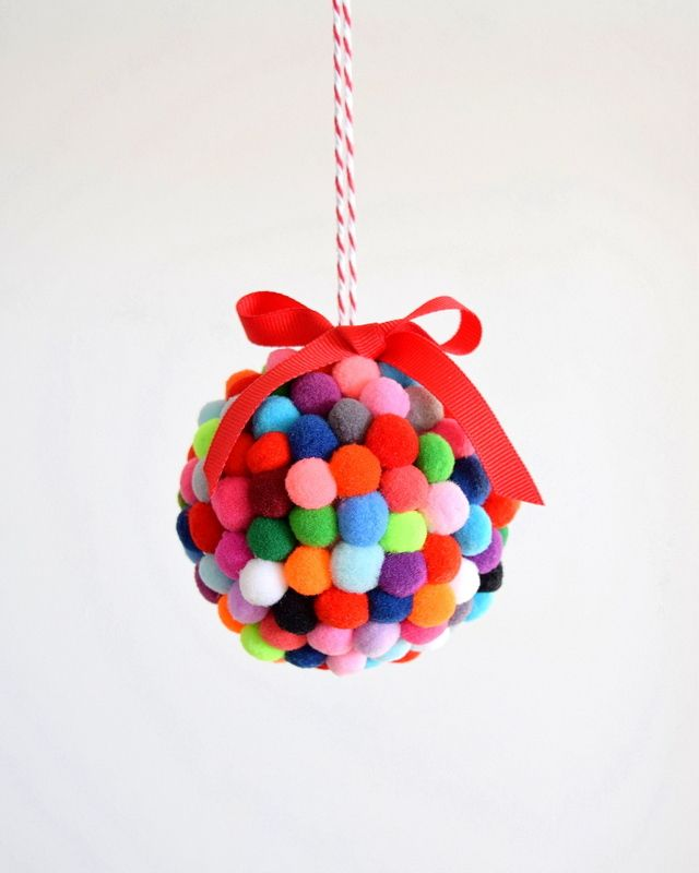 55 Homemade Christmas Ornaments - DIY Handmade Holiday Tree Ornament Craft Ideas